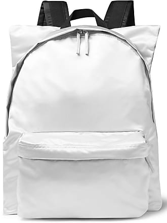 Raf Simons + Eastpak Printed Shell And Cotton-canvas Backpack - Silver