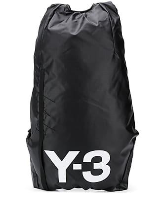2d749899c7da Yohji Yamamoto all purpose logo backpack - Black