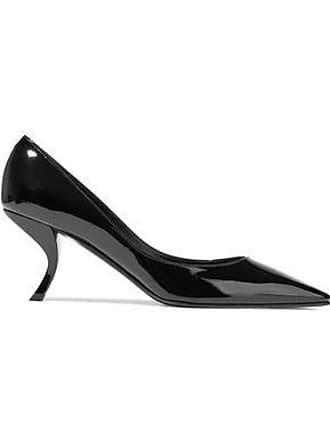 Roger Vivier Roger Vivier Woman Virgule Patent-leather Pumps Black Size 40