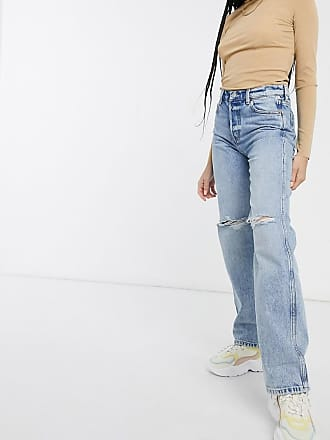 & Other Stories 90s cut jeans in blue