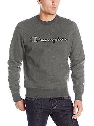 a98efe0c332d Champion LIFE Champion Mens Life Super Fleece 2.0 Color Block Crew