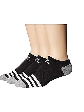 pretty nice 07a67 af646 adidas Originals Originals Roller No Show Sock 3-Pack (Black White Heather