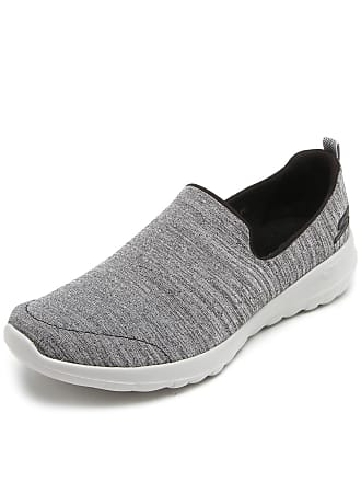 Skechers Tênis Skechers Go Walk Joy Cinza