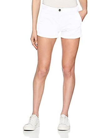 fa253e37185 Pepe Jeans London Balboa Short Short Femme Blanc (Blanc Optic White) Taille  Fabricant