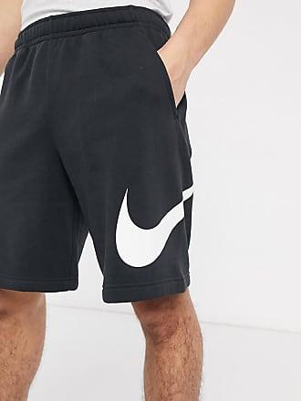 Nike Club - Pantaloncini in jersey nero