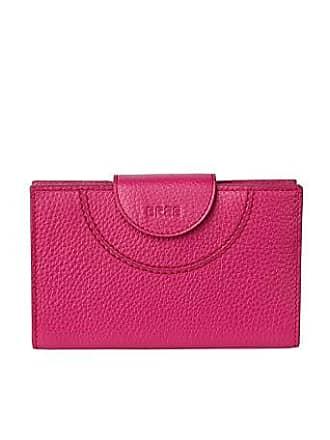 7ed0025ad28045 Bree Collection Damen Issy 140, Jazzy, Combination Purse S19 Geldbörse, Pink