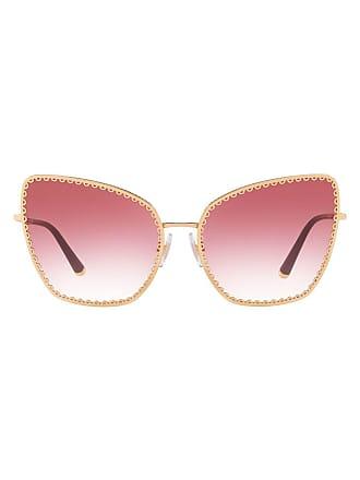 Dolce & Gabbana Eyewear Óculos de sol gatinho - 028H