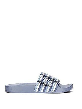 3209c17e7 Kenneth Cole Reaction Womens Pool Sporty Slide Sandal with Piping Detail,  Storm, 6 M