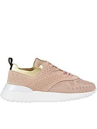 936a98a113939b Tod s Damen Mcglcak000005138e Beige Leder Sneakers
