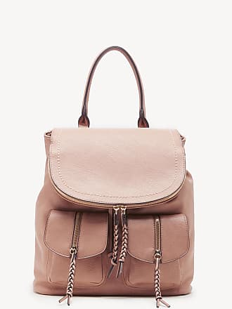Sole Society Womens Emery Backpack Vegan Leather Canyon One Size From Sole Society