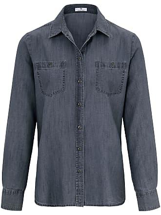 0fb055f0e97c Blå Jeansblusar: 64 Produkter & upp till −73% | Stylight