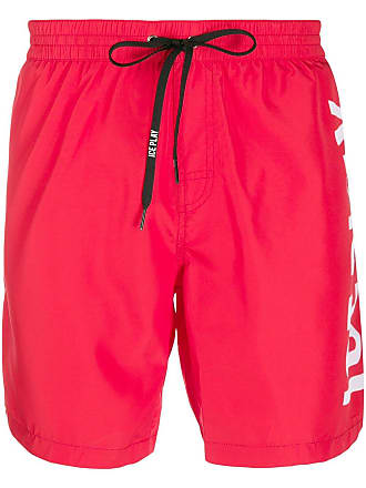Iceberg branded track trousers - Red