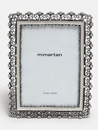 Mmartan Porta-Retrato com Pedraria Grande