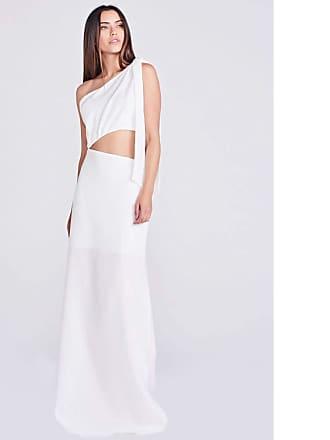Triya Vestido Lyn Branco-PP