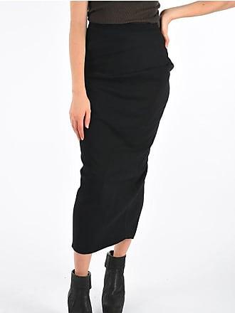 Rick Owens Knitted PELLICAN PILLAR Skirt size S