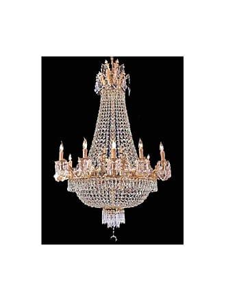 Gallery T22-1177 15 Light 30 Wide Single Tier Chandelier with