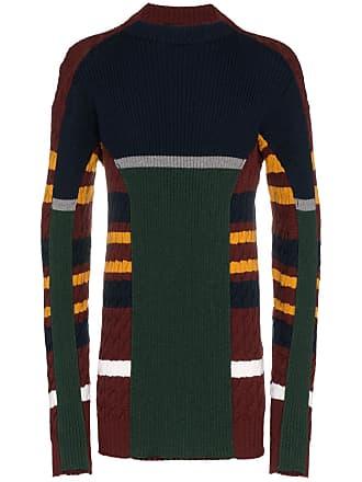 Y / Project Suéter de tricô - Azul