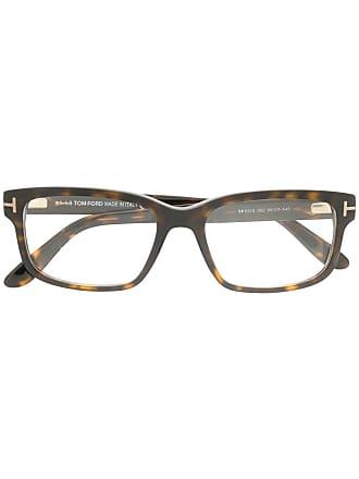 f722d320ab Tom Ford Eyewear soft square optical frames - Brown