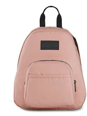 Jansport Half Pint LS Backpacks - Rose Smoke Pink
