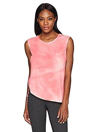 991cbcb678dda PL Movement by Pink Lotus Womens Vanilla Island Tie Dye Tee Shirt, Pink  Papaya,