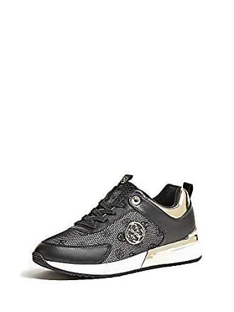 7007d177868660 Guess MARJIN Sneaker Damen Schwarz - 35 - Sneaker Low