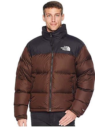 The North Face 1996 Nuptse Jacket (Brownie Brown) Mens Coat