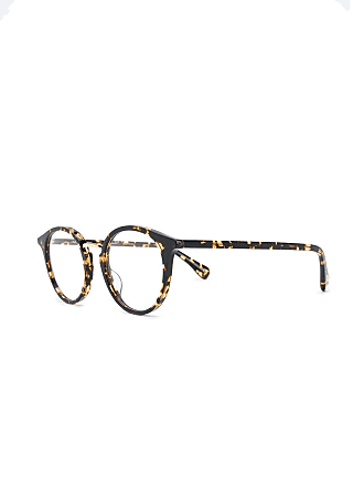 Kaleos Armação de óculos arredondada - Neutro