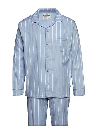Rayville Mick Pyjamas Club Stripe - Blue   White - S efaa75e0691a9