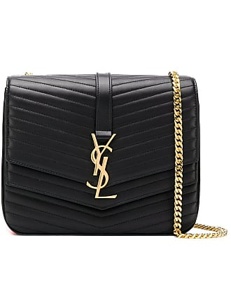 Saint Laurent Sulpice Medium crossbody bag - Black