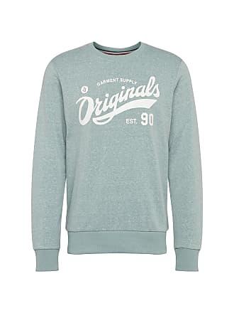 c4e9a48d0cc2 Jack   Jones Sweatshirt JORSUMMERTIME SWEAT hellgrün   weiß