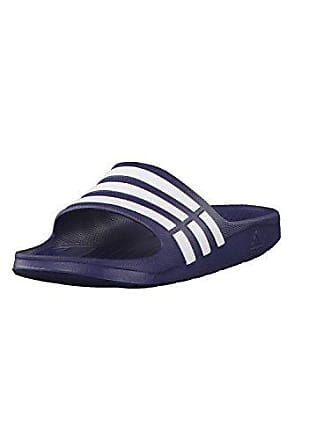 new styles d6eac 01167 adidas Adilette Duramo Slide Badeschuhe Badelatschen, GrößeUK 18 - EUR 55  1