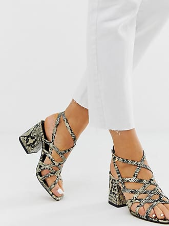 e89a772374e82 Asos® Strappy Heeled Sandals: Must-Haves on Sale up to −66% | Stylight