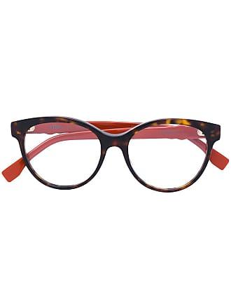Fendi Armação de óculos - Preto