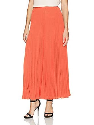 c7e65f07324 French Connection Womens Classic Crepe Light Woven Pleated Skirt