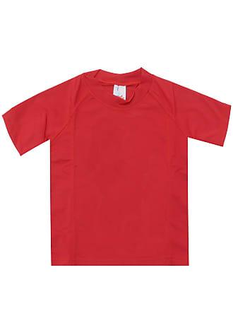Tip Top Camiseta Tip Top Manga Curta Menino Vermelha