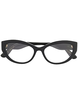 Dolce & Gabbana Eyewear cat-eye glasses - Black