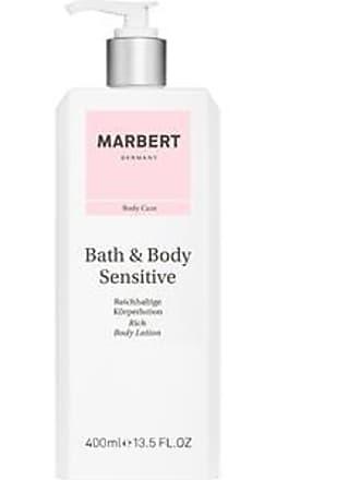 MARBERT Bath & Body Sensitive Body Lotion Blood Orange & Basil 400 ml