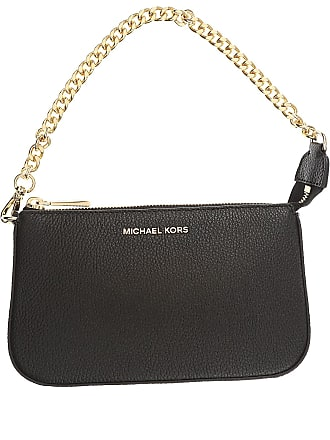 4e96df734b Michael Kors Pochette On Sale, Nero, pelle, 2017, one size