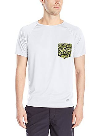 ac00ab27f16c1 Trunks Surf And Swim Co Mens Printed Pocket Swim Tee with 20+ UPF  Protection,