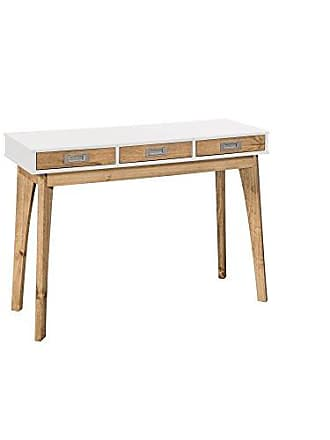 Manhattan Comfort CS96308 Jackie Mid-Century Modern Entryway Table White
