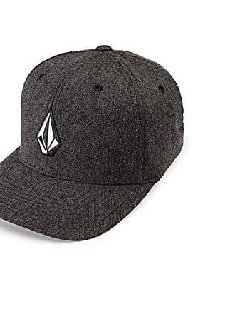 3833fbf4f0cff Volcom Mens Full Stone Heather Flexfit Stretch Twill Hat