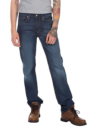 c0c3b3009 Levi s Calça Jeans Levis Masculina 514 Straight Indigo Azul Escura