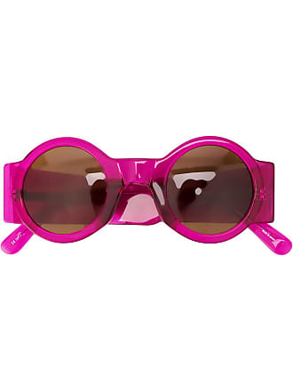 9cd27f307c7 Linda Farrow Dries Van Noten 98 C16 sunglasses - Purple