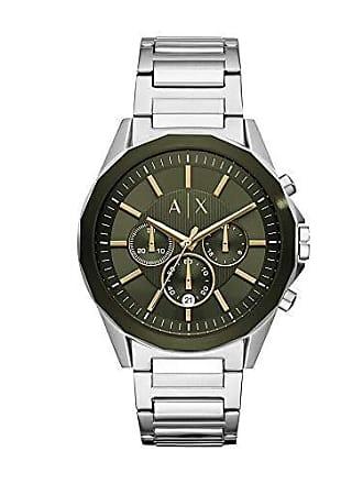 Armani Relógio Armani Exchange Masculino Robustos Prata Ax2616/1kn