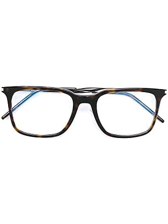 Saint Laurent Eyewear Classic SL 263 eyeglasses - Brown