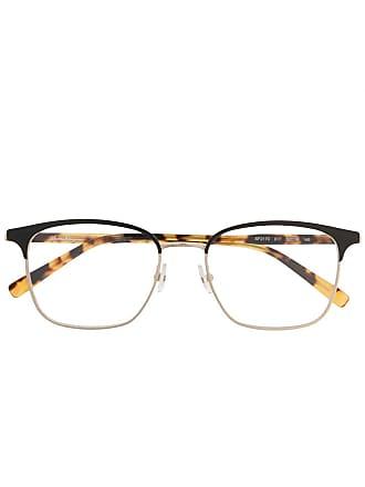 Salvatore Ferragamo vintage frame glasses - Marrom