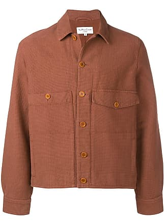 Ymc You Must Create relaxed shirt jacket - Brown