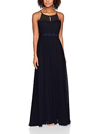 e50d3c5e4c379 Vera Mont 0083/4825 Robe, Bleu (Night Sky 8541), 36 Femme