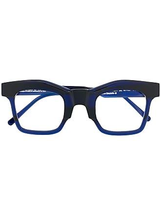 Kuboraum Armação de óculos oversized - Azul