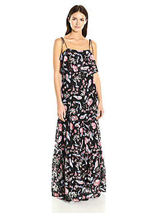 5ff6c357062d Guess Womens Sleeveless Indie Lace Maxi Dress
